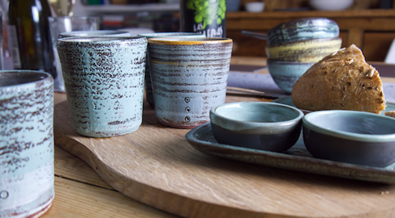Cups – Suzette Knight Ceramics – Handmade Contemporary Ceramics