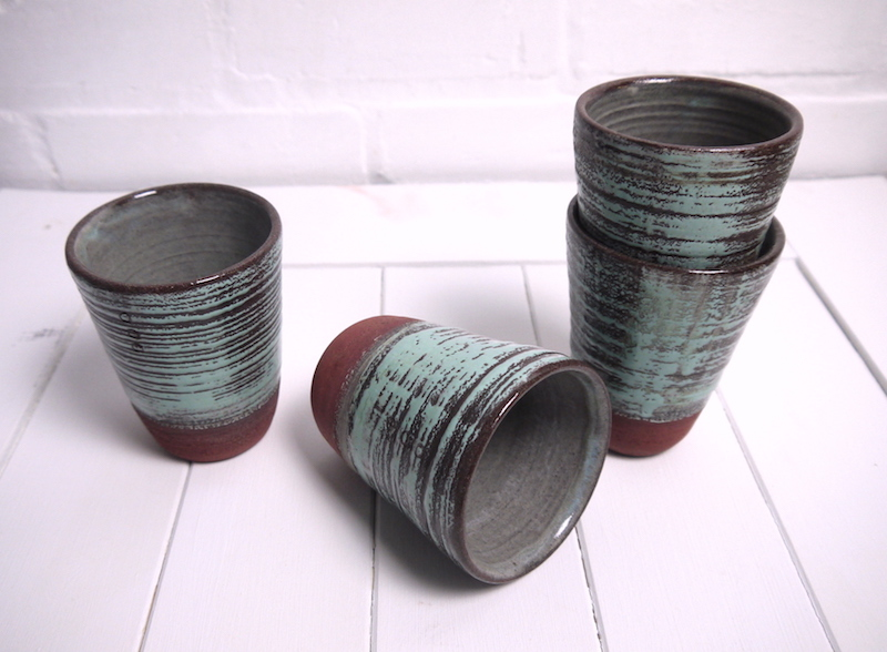 Beakers, set of four
