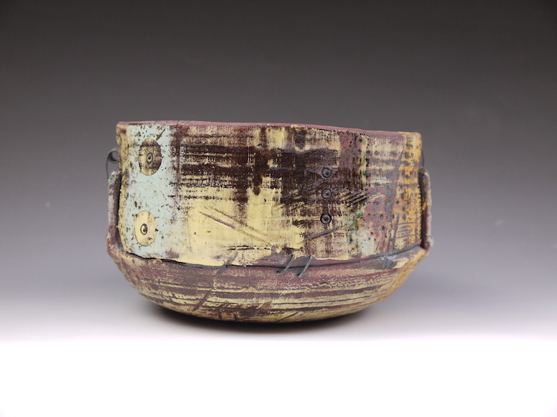 Ceramic vessel-1-front-bowl shape-2018